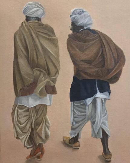 Earl Morning Conversation - Agra