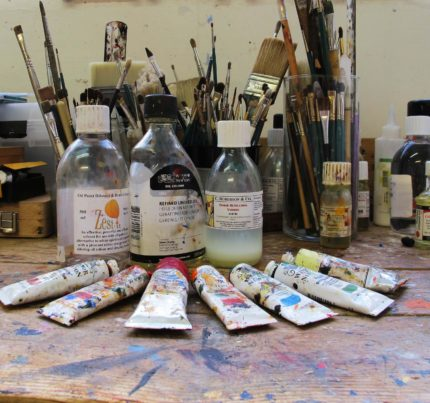 Basic Rules For Oil Painting