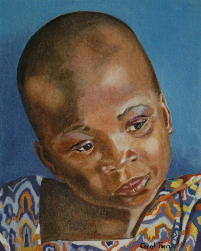Congolese Girl