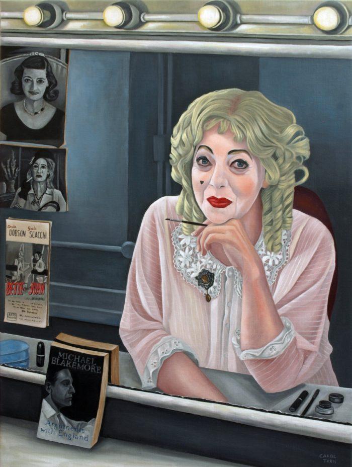 Greta Scacchi As Bette Davis In Bette Joan